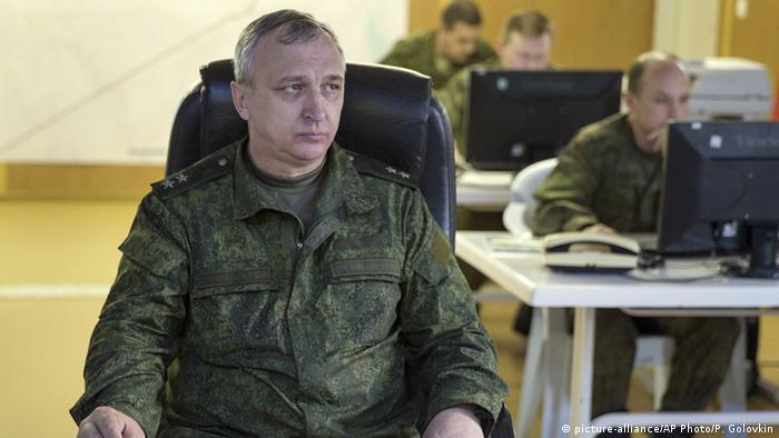 General Sergei Kuralenko