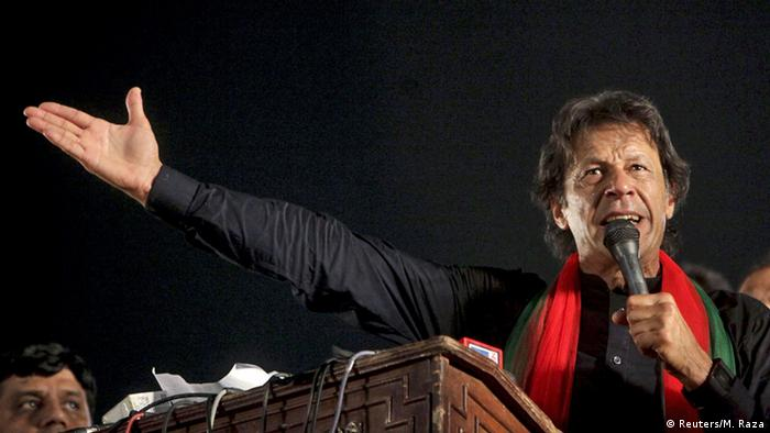 How would the US deal with a ′Prime Minister Imran Khan