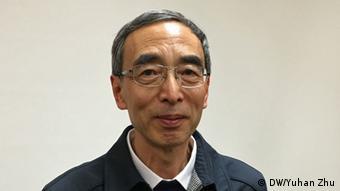 Yin Hongbiao Professor Universität von Peking