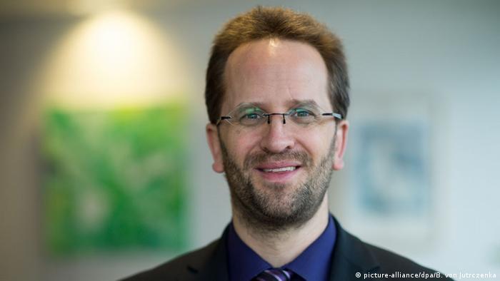 Klaus Müller, Vorstand Verbraucherzentrale Bundesverband vzbv