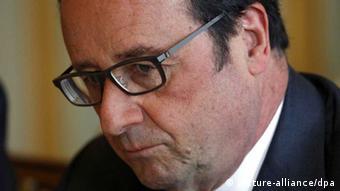 Frankreich / Francois Hollande