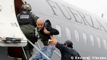 Kolumbien Gerson Aldair Gálvez Calle Festnahme