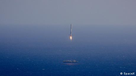 USA SpaceX Falcon (SpaceX)