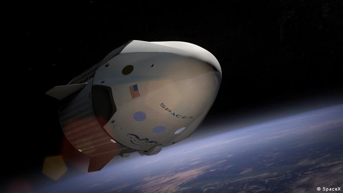 USA SpaceX Dragon V2