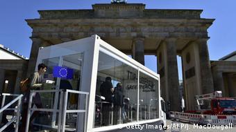 Ο χώρος ανάγνωσης των εγγράφων ΤΤΙΡ στο Βερολίνο