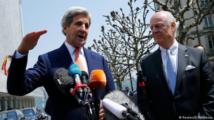 Lavrov, BM Suriye Özel Temsilcisi Mistura ile Astanayı konuştu 23