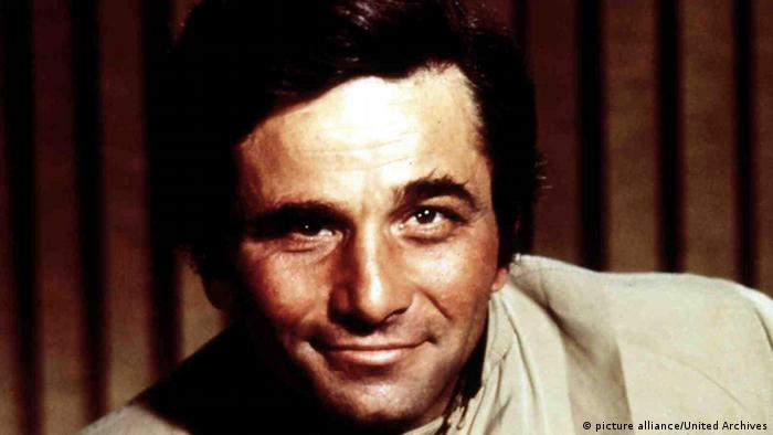 USA Columbo Peter Falk, MCA Copyright: picture alliance/United Archives