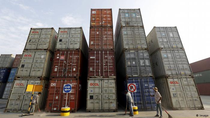 Container 20 TEU