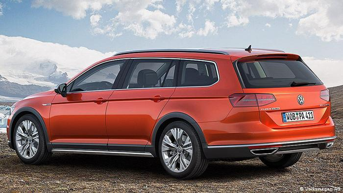 VW Alltrack 2016