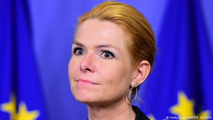 Dänemarks Integrationsministerin Inger Støjberg (Foto: Getty)