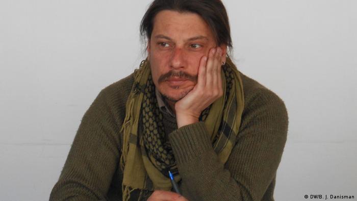 Gazeteci Erk Acarer Berlin'de yaşıyor