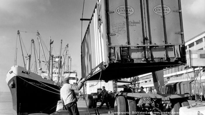 Container Fairland 6. Mai 1966