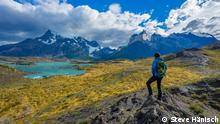 Der chilenische Nationapark Torres del Paine