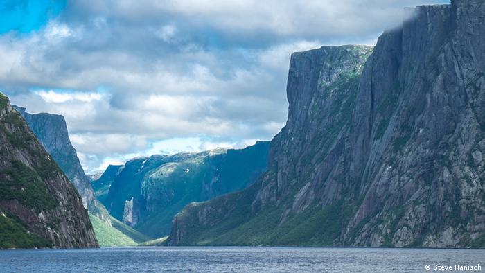 Auch in Kanada gibt es Fjordlandschaften