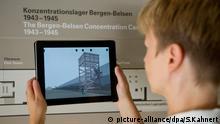 Gedenkstätte Bergen-Belsen iPad App