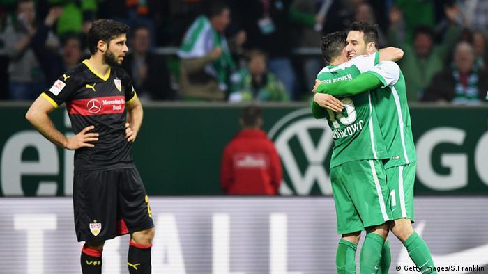Bundesliga Werder Bremen vs Stuttgart