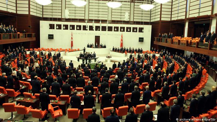 Symbolbild Türkei Ankara Parlament