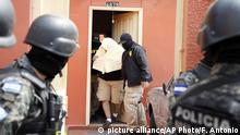 Honduras Fall Berta Caceres Festnahme