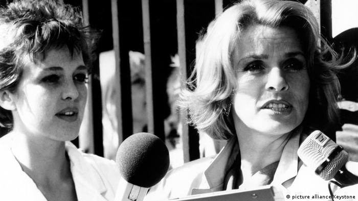 Filmszene aus 'Blitz' mit Senta Berger (Foto: picture alliance/Keystone)
