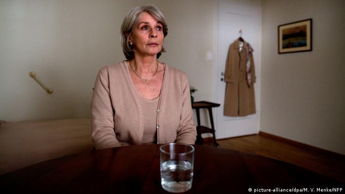 Filmszene aus 'Ruhm' mit Senta Berger (Foto: picture-alliance/dpa/M. V. Menke/NFP)