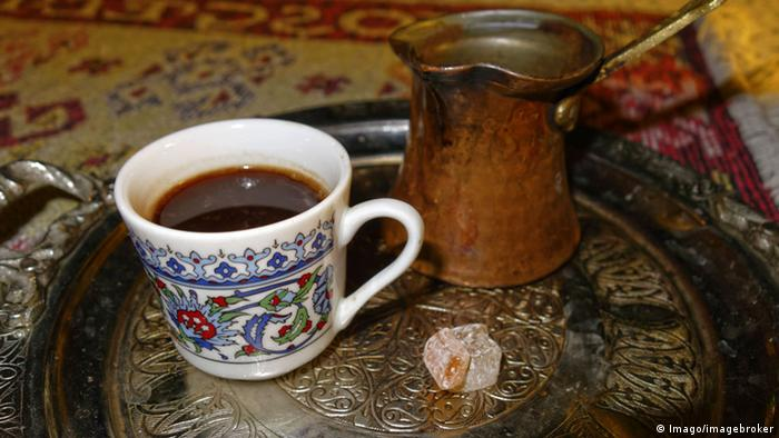 Türkei Türkischer Kaffee (Imago/imagebroker)