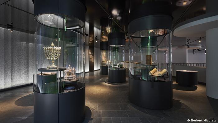 В Музее Еврейского переулка