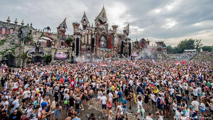 Tomorrowland - свято електронної музики у Бельгії