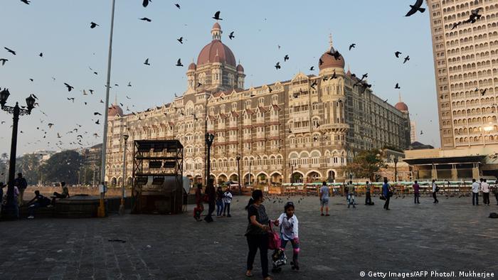 Indische Städte - Mumbai