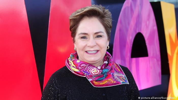 Patricia Espinosa, Botschafterin von Mexiko (Foto: picture-alliance/SuccoMedia)