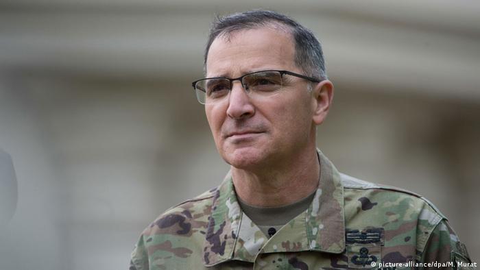Deutschland Curtis Scaparrotti wird neuer Befehlshaber für die US- und Nato-Truppen in Europa