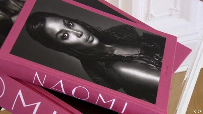 DW euromaxx 03.05.16_Bildband Naomi Campbell