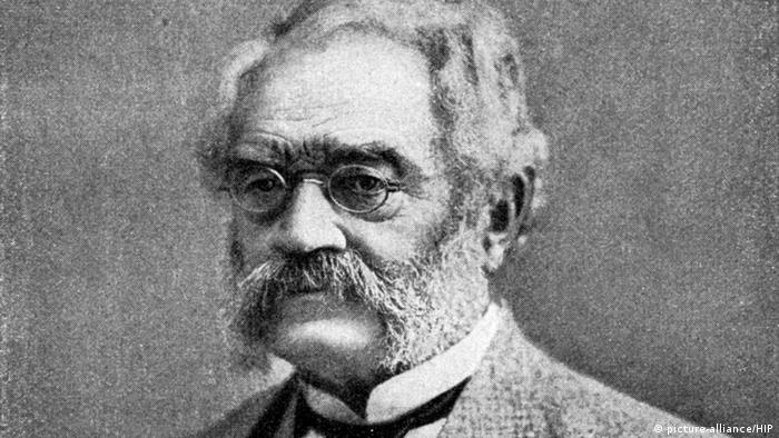 Werner von Siemens (picture-alliance/HIP)