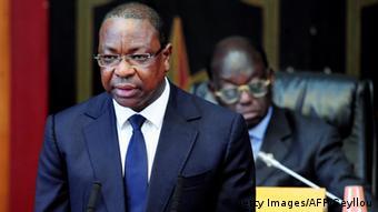 Mankeur Ndiaye est critiquée par l'opposition centrafricaine