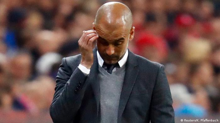 FUTBOL INTERNACIONAL: �Fracas� Guardiola al frente del Bayern M�nich?