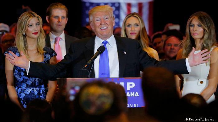 USA Vorwahlen Republikaner Donald Trump