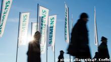 Deutschland Siemens-Hauptversammlung in München ARCHIV