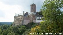 Deutschland Ausstellung zu Luther und die deutsche Sprache