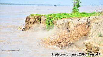 Natur Umwelt Bodenerosion