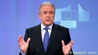 Brüssel EU Kommission Aufhebung Visumspflicht für türkische Staatsbürger Dimitris Avramopoulos