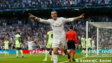 Fußball Champions League Real Madrid CF - Manchester City Gareth Bale