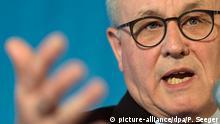 Deutschland PK Volker Kauder