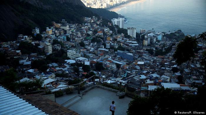 Vidigal - favela koja je svojevremeno bila in