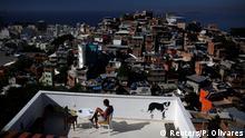Brasilien Urlaub im Hostel in den Favelas von Rio