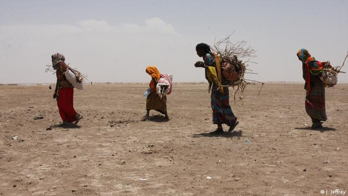 Nomads on the Ethiopian Somalian border face threats to their way of life (J. Jeffrey)