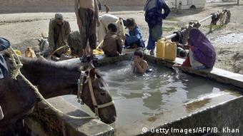 Pakistan Quetta Wasserversorgung