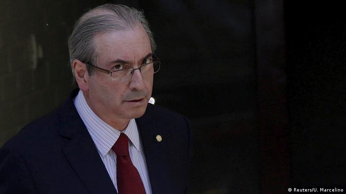 Eduardo Cunha REUTERS/Ueslei Marcelino/File Photo