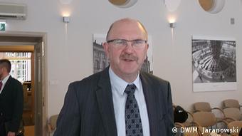 Zbigniew Winkiel Vorsitzender der polnischen Firma Agat