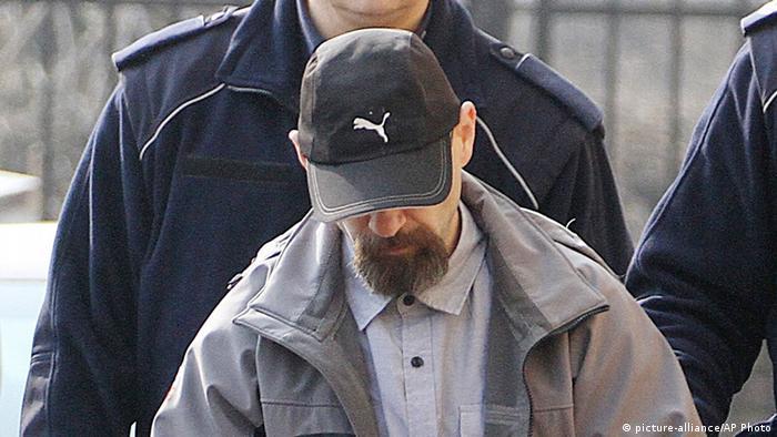 El cura Wojciech Waldemar Gil, condenado por abuso sexual de menores.