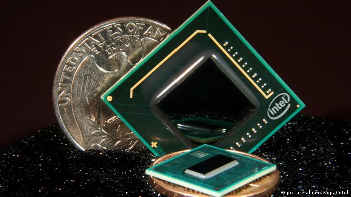 Компьютерный чип