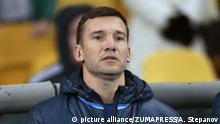 Ukraine Andriy Shevchenko